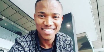 Thami of south africa idols