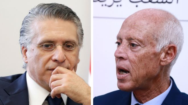 Tunisia presidential run-off