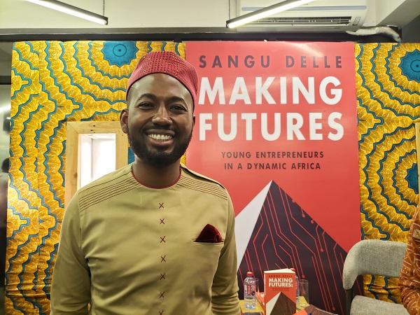 Sangu Delle, Making Futures