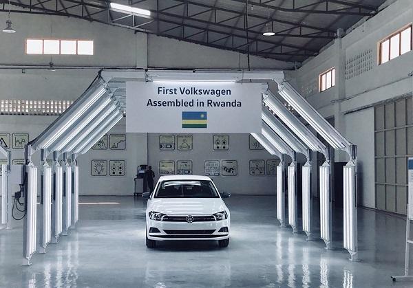 Made in Rwanda cars
