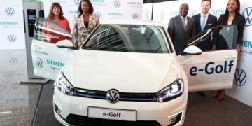 Electric cars launched in Rwanda