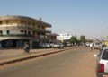 The Wa district in Ghana