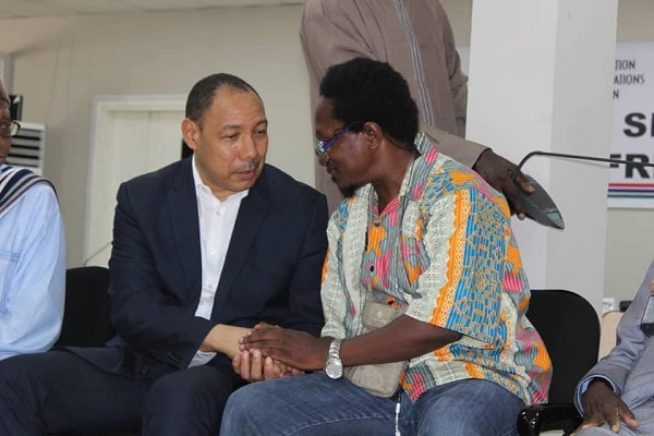 Jammeh allies reconcile
