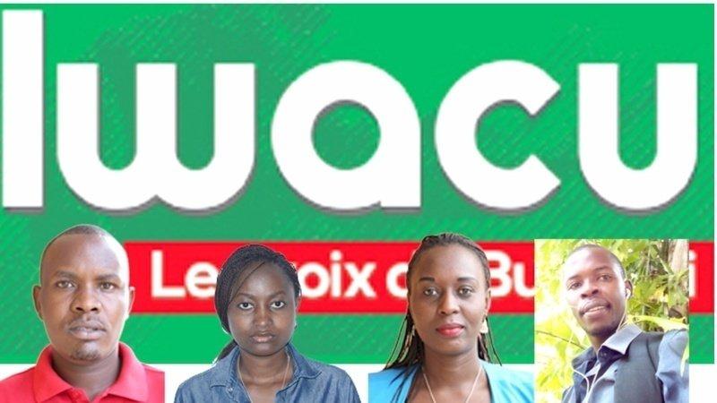 Burundi journalists arrested