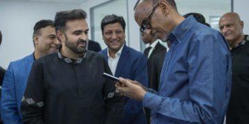 Kagame Mara phones