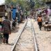 Kibera slum Kenya