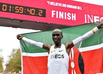 Kipchoge gets Kenya awards