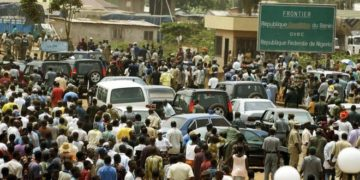 Nigeria border closed