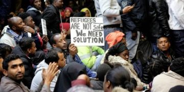 Refugees in South Africa