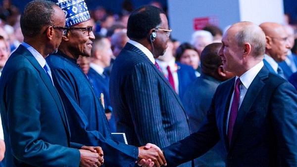 Russia Africa Summit