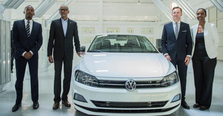 Rwanda made cars