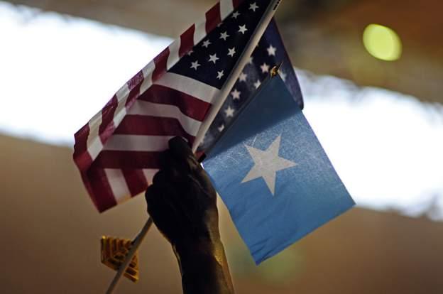 US embassy reopens in Somalia
