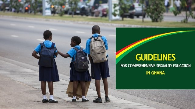 Sexuality education in Ghana