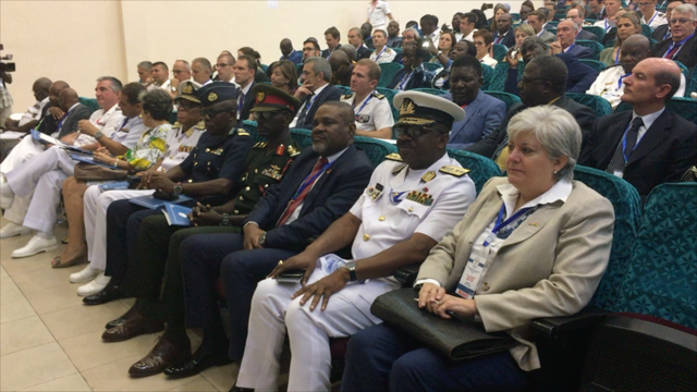 Gulf of Guinea meeting