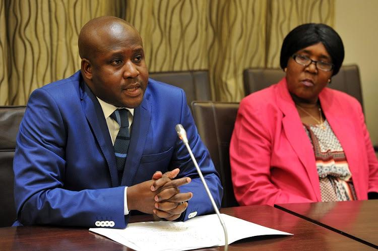 ex-security minister Bongo