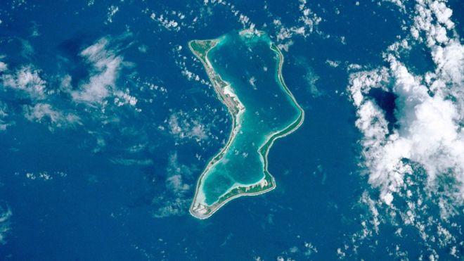 Chagos Island