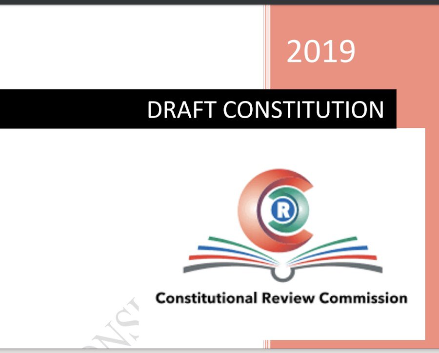 Gambia draft constitution