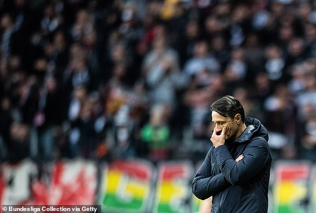 Niko Kovac sacked