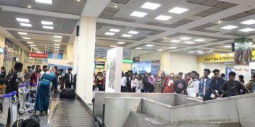 Rwanda takes in migrants from Libya