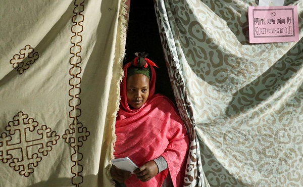 Ethiopia Sidama people