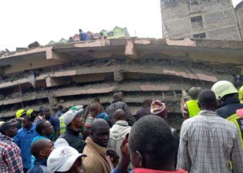 Kenya building collapse
