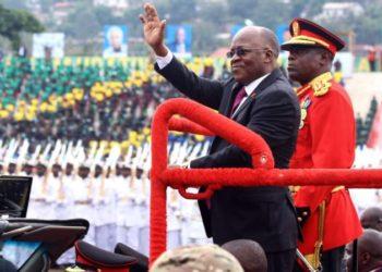 John Magufuli Tanzania