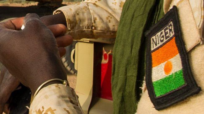 Niger soldiers killed