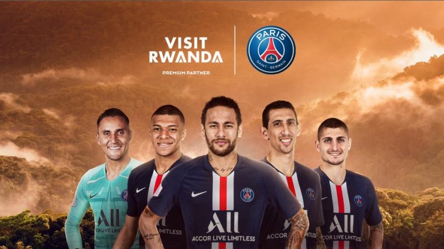 PSG Rwanda partnership deal
