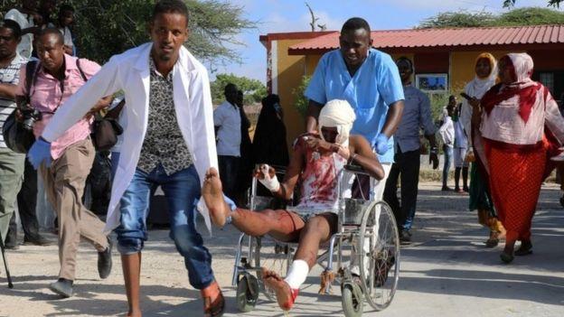 Somalia car blast