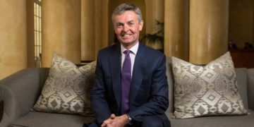 Tullow oil CEO