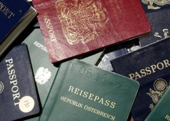 Most powerful passports