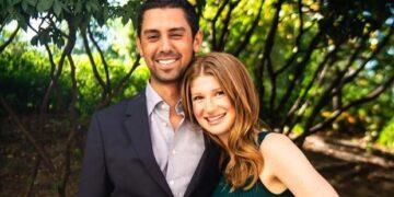 Jennifer Gates marries Egyptian