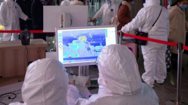 Coronavirus outbreak in Africa