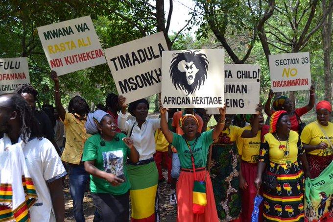 Rastafarians in Malawi