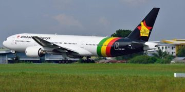 Zimbabwe new aircraft named after Mugabe