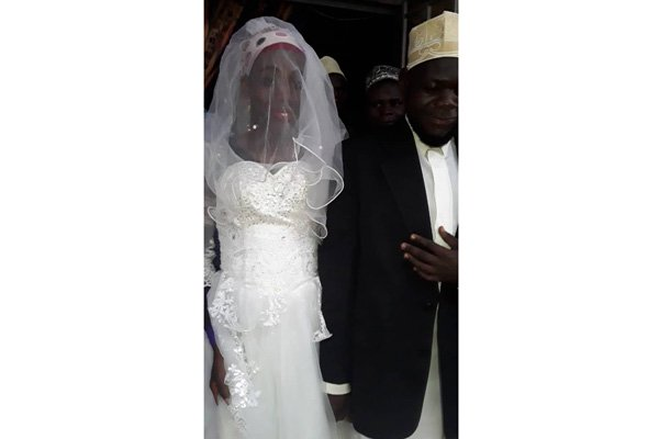 Imam marries another man