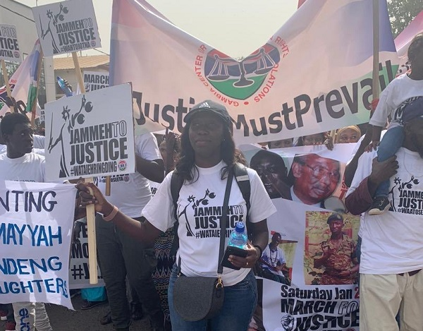 Jammeh to justice