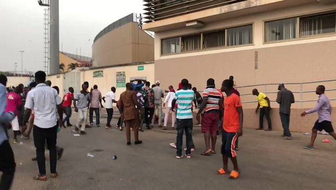 Kotoko supporter shot in Kumasi