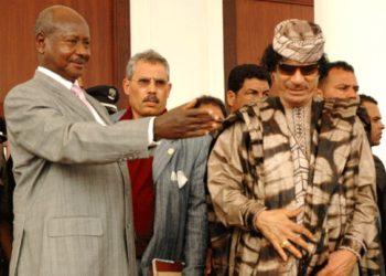 Museveni on Libya