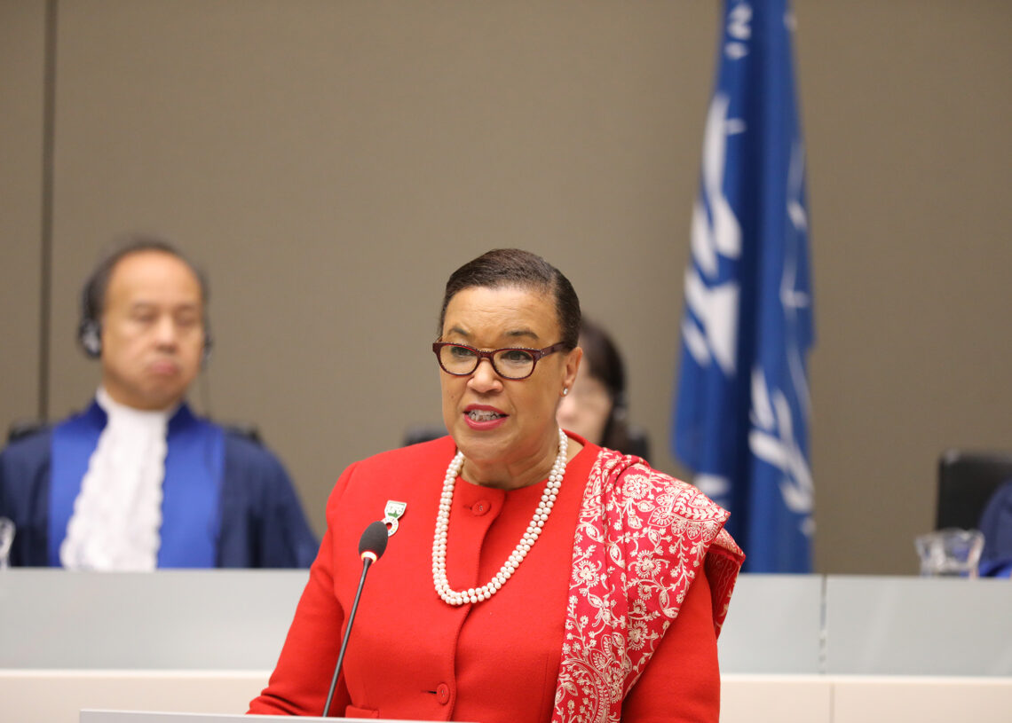 Commonwealth secretary general