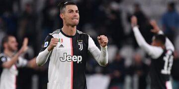 Cristiano Ronaldo is top scorer