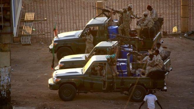 Sudan revolt