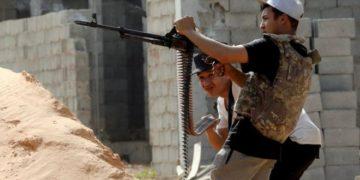Tripoli air strike