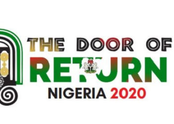 Door of return by Nigeria