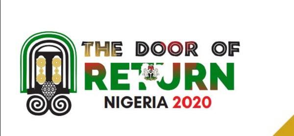 Door of return by Nigeria