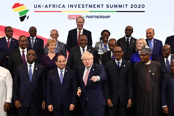 UK Africa investment summit