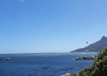 Boat disaster in Cape Town