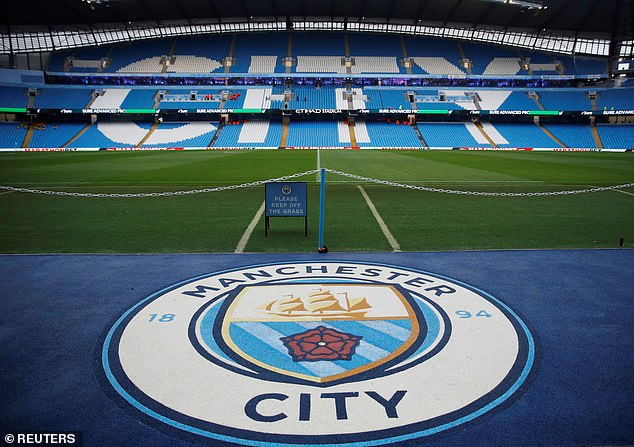 Manchester city banned