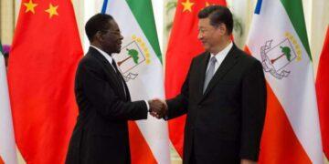 Equatorial Guinea donates to China
