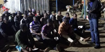 Ghanaians rescued in Niger